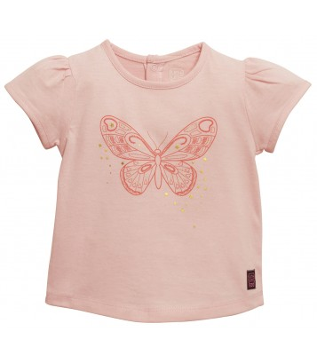 TEE-SHIRT ROSE Sucre Orge