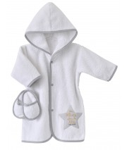 Robe De Chambre Pour Enfant Peignoir Et Robe De Chambre Pour Fille Et Garcon Sucre D Orge