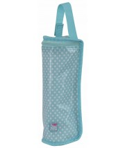 PORTE-BIBERONS ISOTHERME TURQUOISE Sucre Orge