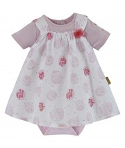 ROBE + BODY ROSE Sucre Orge