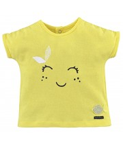 TEE-SHIRT BEBE FILLE Sucre Orge