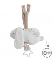 SUJET MUSICAL LAPIN Sucre Orge