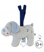 SUJET MUSICAL CHIEN Sucre Orge