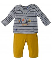 TEE SHIRT TROUSERS BONIFACE Sucre Orge