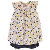 ENSEMBLE ROBE+BLOOMER CORALINE