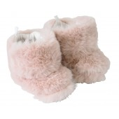 CHAUSSONS BEBE FILLE THEME CAMELIA