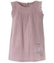 ROBE FILLE 2/8 ANS sucre d'orge