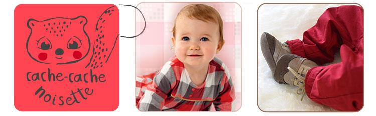 rouges sucredorge, vêtement rouges, vêtement bebe garçon