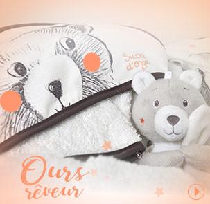 Mon ours rêveur Sucre d'Orge Sucre d'orge