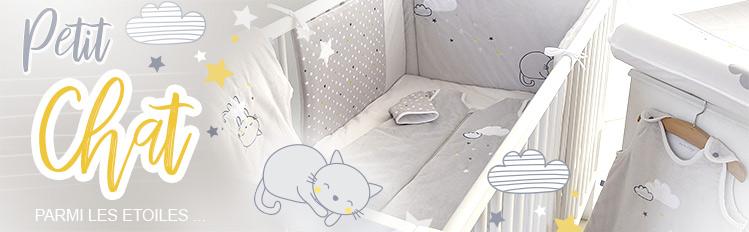 Collection petit chat parmi les étoiles by Sucre d'Orge,