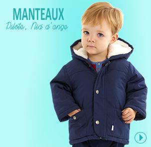 Manteaux, pilote, nid de naissance Sucre d'Orge