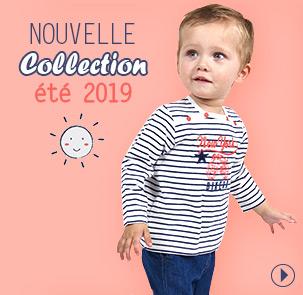Nouvelle collection vêtement bébé, puériculture Sucre d'Orge