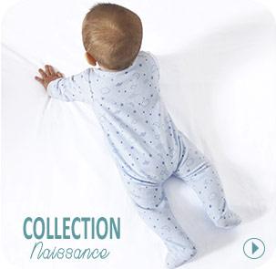 Pyjamas, dors-bien, grenouilleres Sucre d'Orge