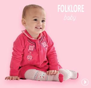 Collection vêtements bébé fille les roses Sucre d'Orge