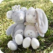 Doudou bébé, peluche et jouet bébé Sucre d'Orge