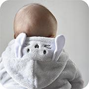 robes de chambre bébé Sucre d'Orge