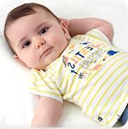 vetement bebe, tenue bebe Sucre d'Orge